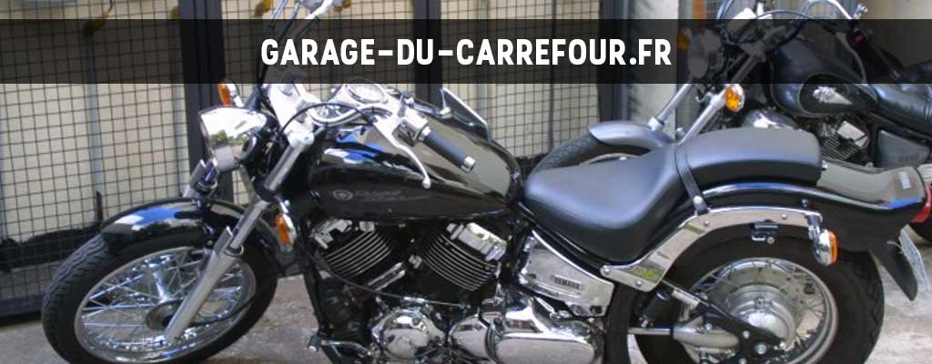 Garage du carrefour